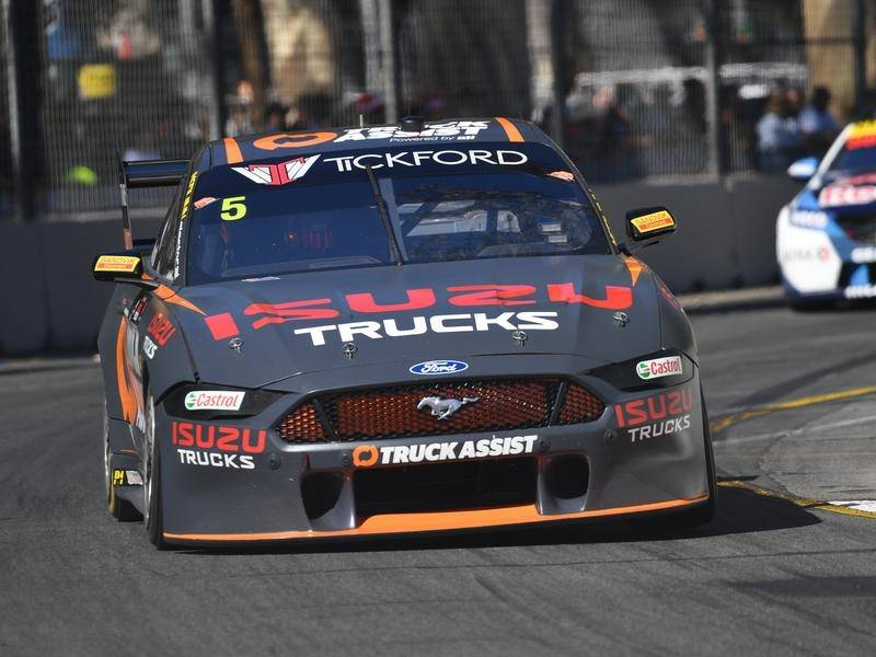 Tickford Racing are one of five Victoria-based Supercars teams making a break for the NSW border.