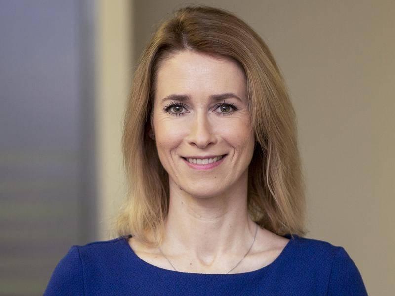 Kaja Kallas elected Estonias first female PM